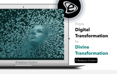 From Digital Transformation to Divine Transformation