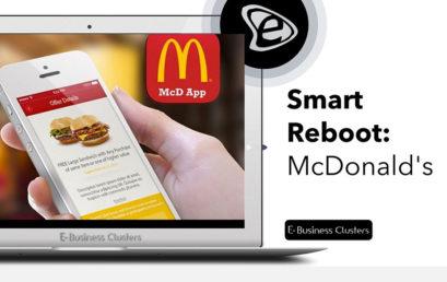 Smart Reboot : McDonald's